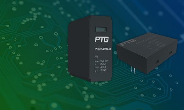 PCB板载SPD,二合一防雷器,深圳普泰电气