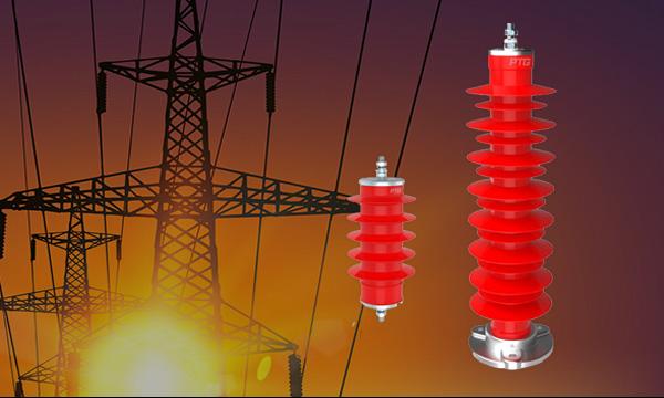 中压氧化锌避雷器,防雷器,深圳普泰电气